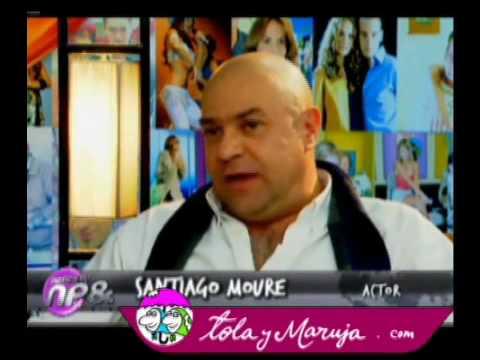 Tola y Maruja entrevistan a Santiago Moure