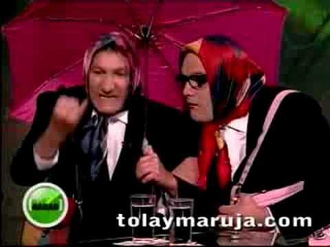 Tola y Maruja hablan del referendo