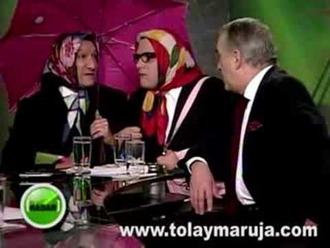 Tola y Maruja en El Radar Mayo 13
