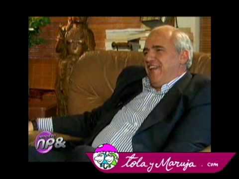 Tola y Maruja entrevistan a Ernesto Samper parte 2