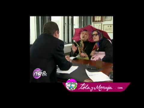 Tola y Maruja entrevistan a Germán Vargas Lleras