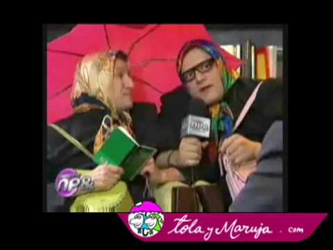 Tola y Maruja entrevistan a Rafael Pardo