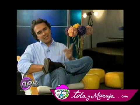Tola y Maruja entrevistan a Sergio Fajardo