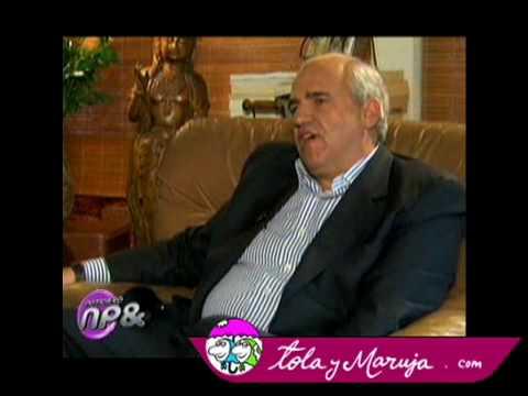 Tola y Maruja entrevistan a Ernesto Samper parte 1