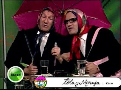 Tola y Maruja espías