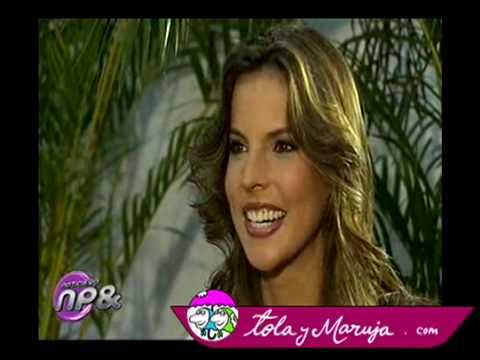 Tola y Maruja entrevistan a la Señorita Colombia