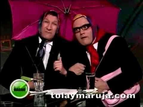 Tola y Maruja hablan del roscograma