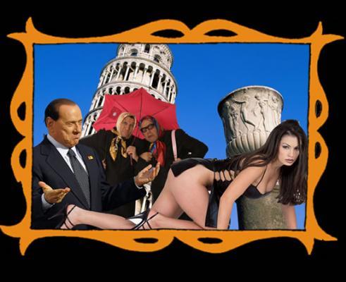 con Berlusconi