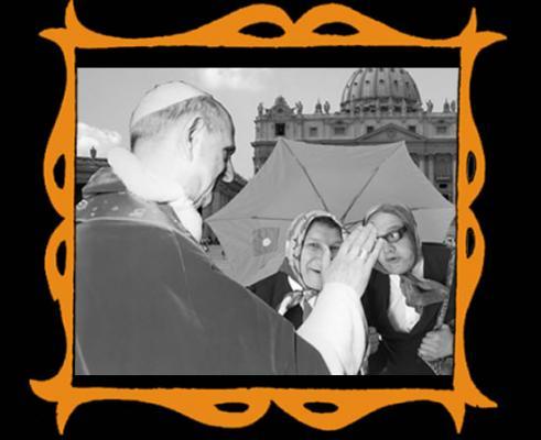 con el Papa Pablo VI