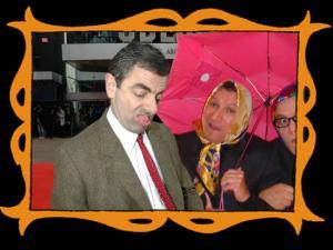 con Mr. Bean