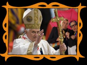 con Benedicto XVI