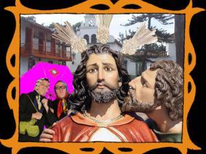 con Judas