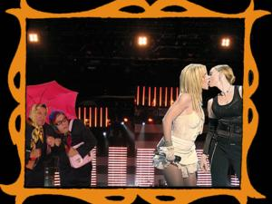 con Madonna